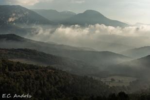 Montaña de Alinyà