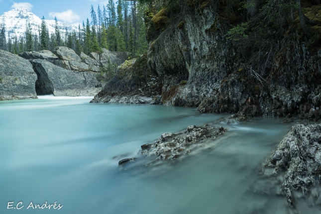 Natural Bridge - Yoho National Park