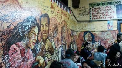 La tasca - Santiago de Chile
