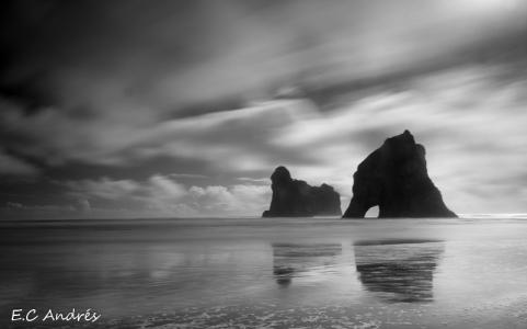 Wharariki Beach - Abel Tasman